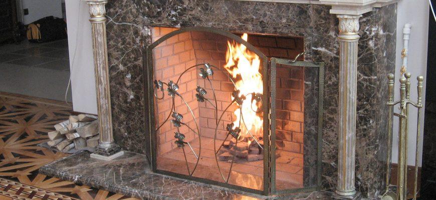 Изготовление порталов каминов из литьевого камня