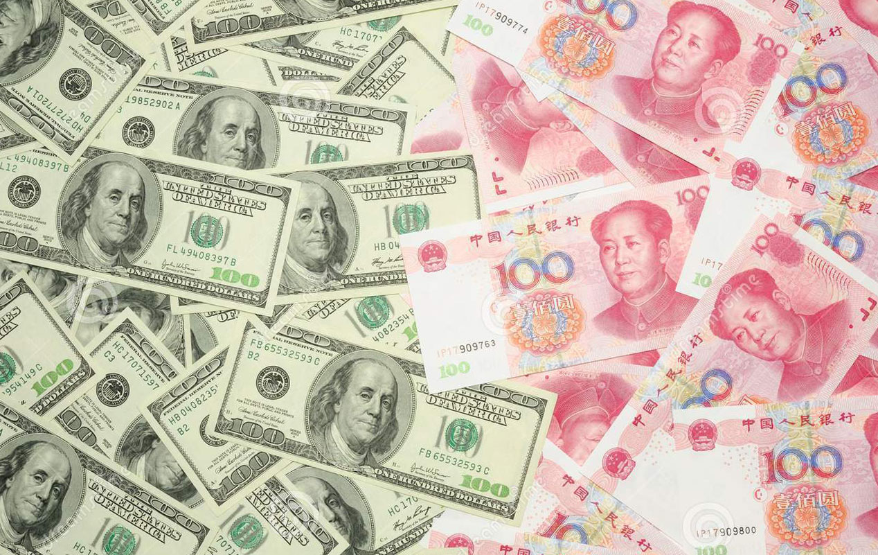 Юань — мировая валюта будущего.