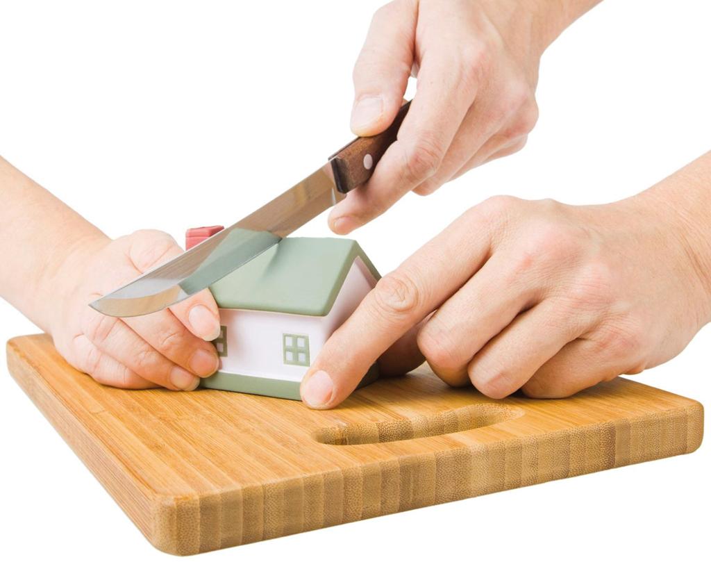 Как можно отказаться от ипотеки после развода шаг оба