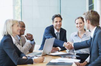 Заключение сделки купли-продажи бизнеса