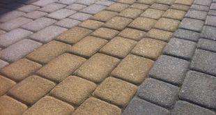 Технология изготовления тротуарной плитки