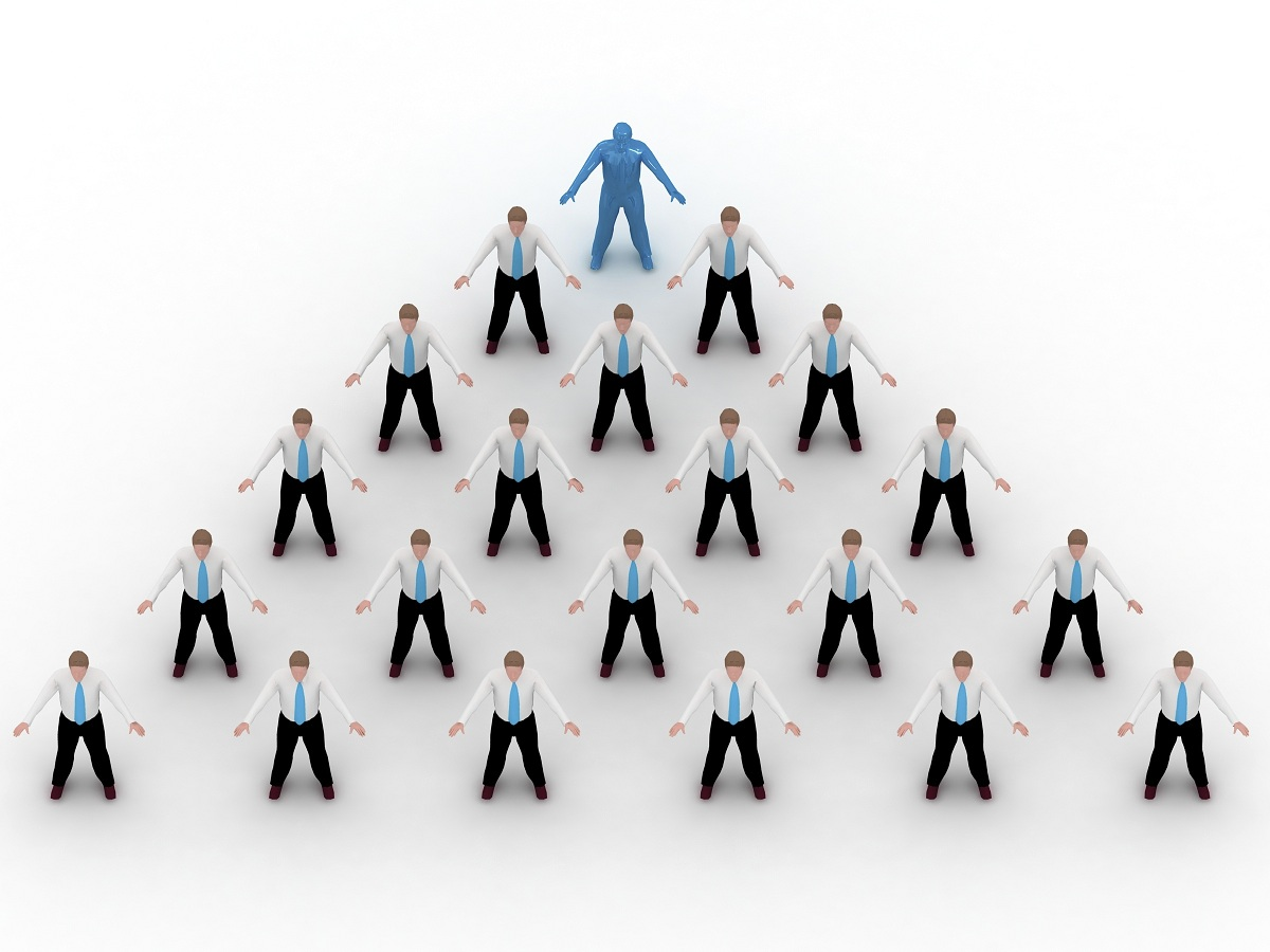 Структура в сетевом маркетинге картинки