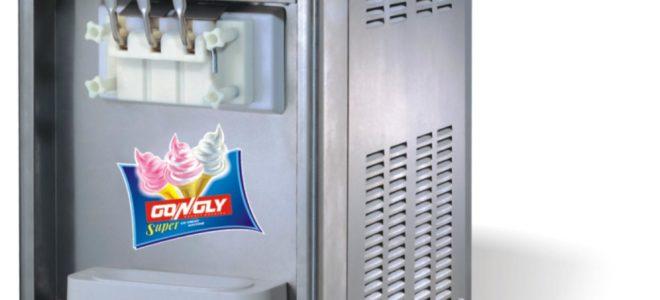 Оборудование для приготовления мягкого мороженного