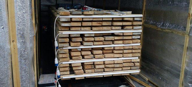 Сушка древесины, как бизнес