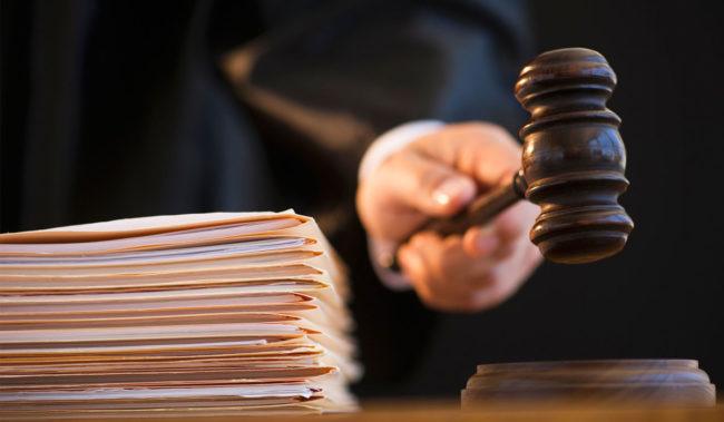 Судья и судейские атрибуты