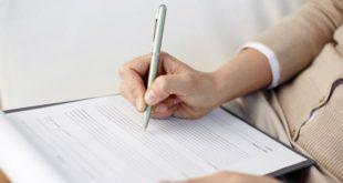 Заполнение заявления на регистрацию ООО