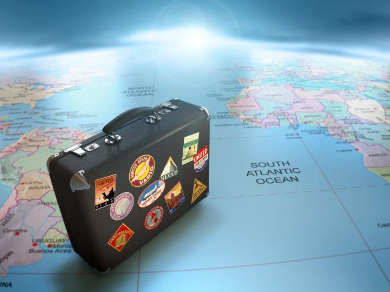 Отпуск, путешествие