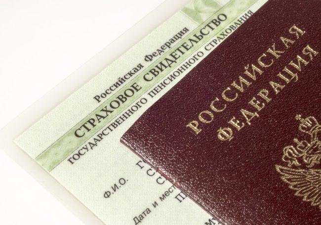 Паспорт и другие документы для трудоустройства