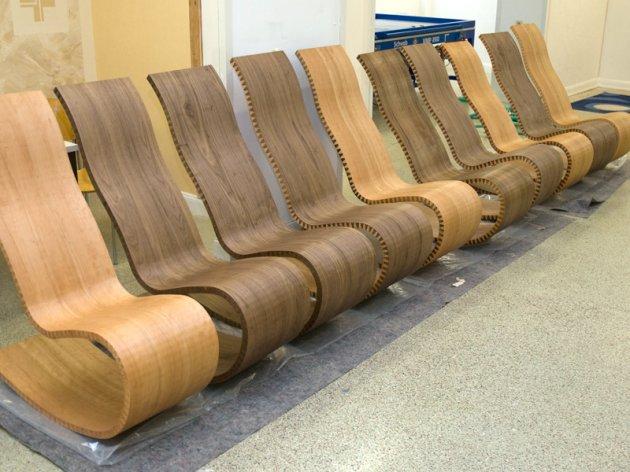 Гнутая мебель