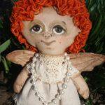 Кукла «Чердачный примитив»