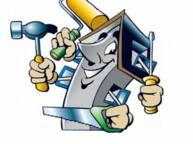 Логотип компании «Муж на час»