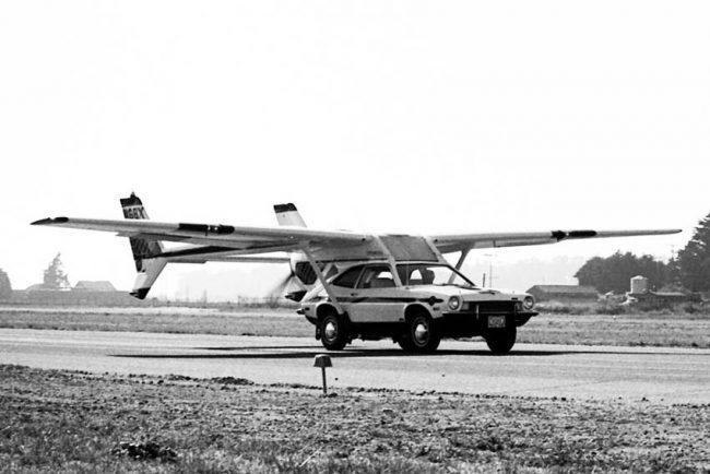 Летающий автомобиль Генри Смолински