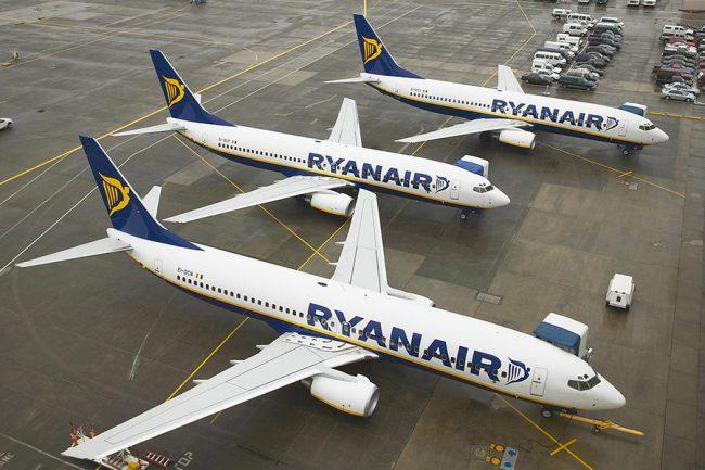 Самолёты Rynair