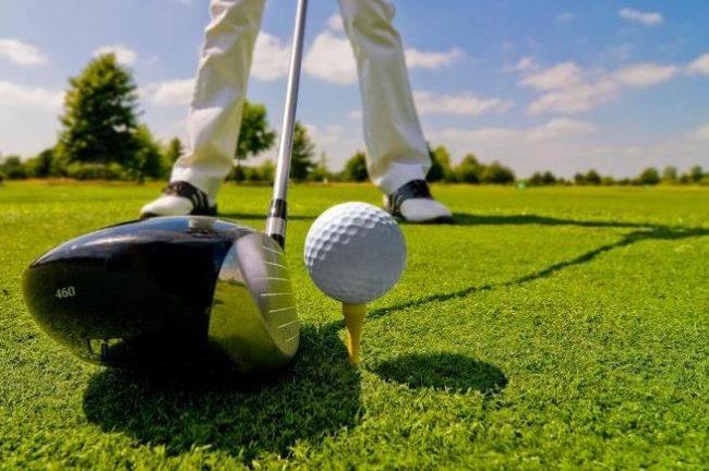 охрана поля для гольфа