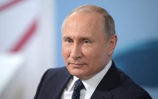 Путин-кучма