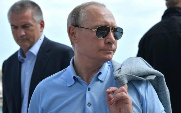 Путин-говорун