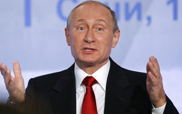 Путин-дипломат