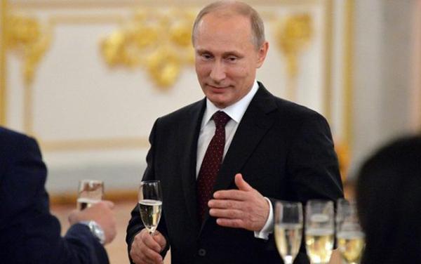 Путин ресторанный
