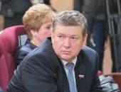Заместитель председателя СФ Евгений Бушмин