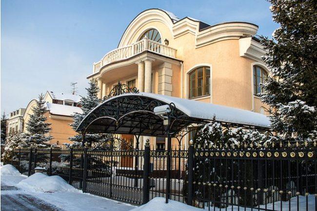Дом Анастасии Волочковой
