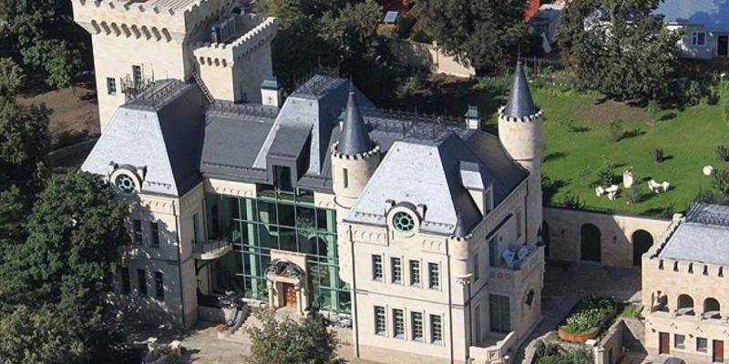 Самые роскошные дома звёзд шоу-бизнеса в России — фото
