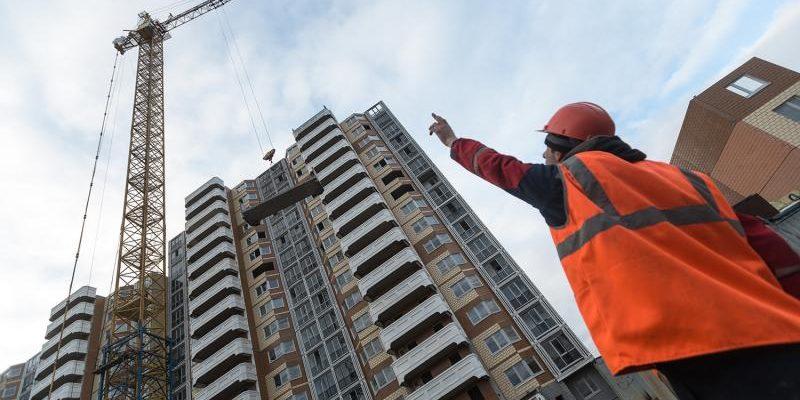 Рост объема жилищного строительства в Москве