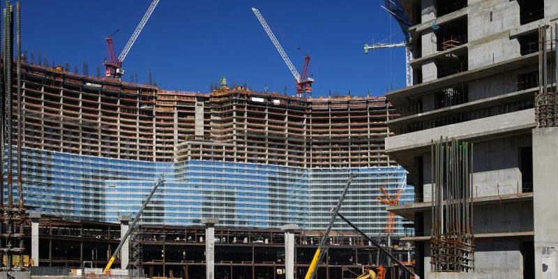 Строительство отеля
