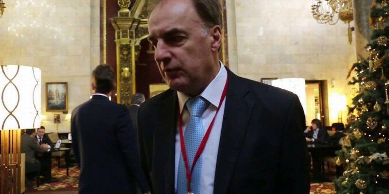 Владимир Петриченко, президент центра «ПроЗерно»