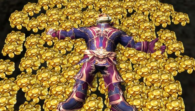 персонаж на монетах