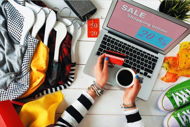 Продажа вещей через интернет