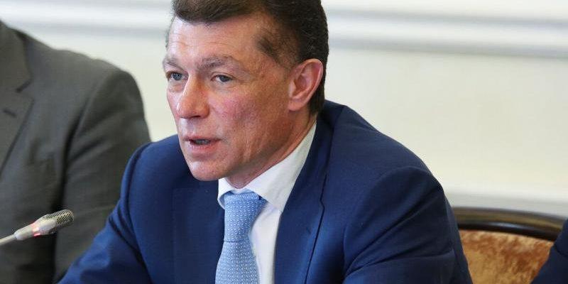 Министр труда Максим Топилин