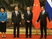 Дмитрий Медведев в Пекине