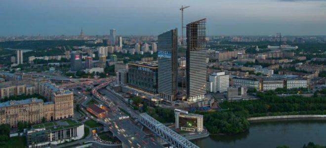 Будущая штаб-квартира Сбербанка
