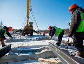 Строительство Северомуйского тоннеля на БАМе