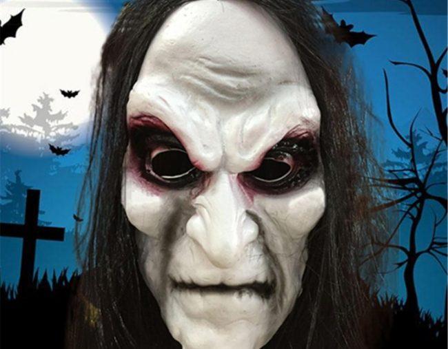 Хоррор-маски на карнавал