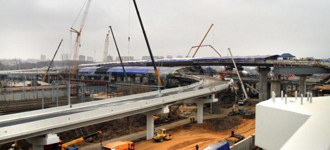 Строительство инфраструктурного объекта