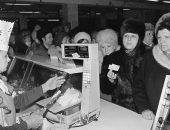 Выдача продуктов по карточкам, СССР