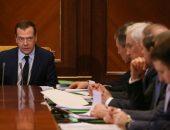 Дмитрий Медведев и правительство