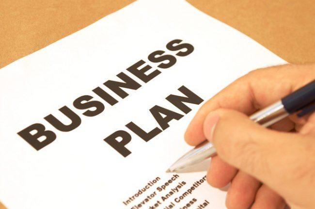 Составление бизнес плана