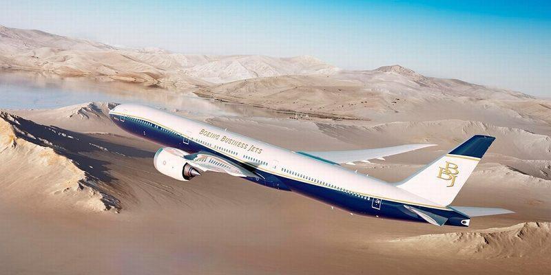 Boeing BBJ-777 X