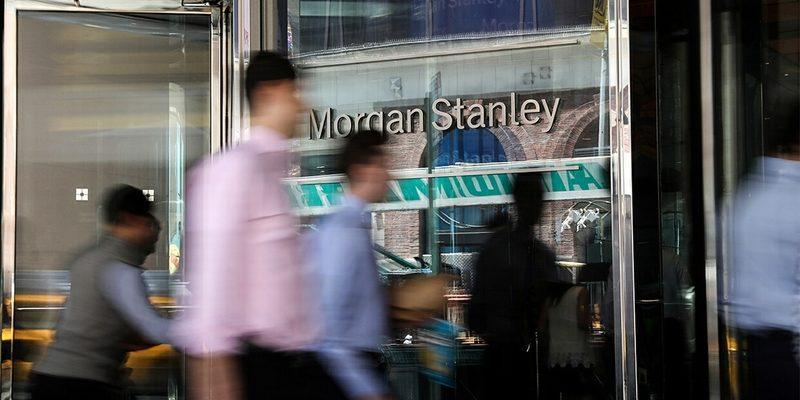 Morgan Stanley, офис