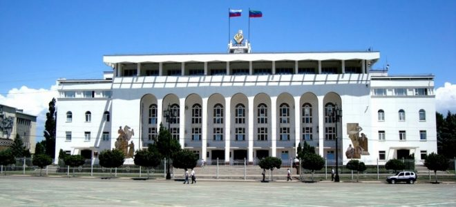Махачкала, столица Дагестана