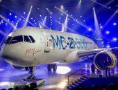 Пассажирский самолет МС-21