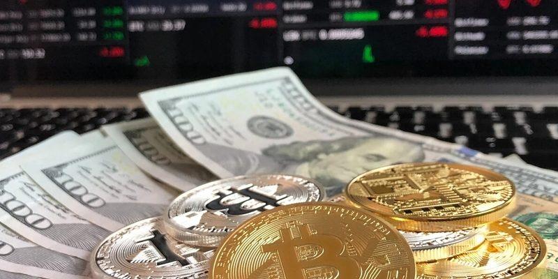 Криптовалюта и деньги