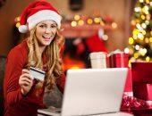 Покупки подарков на Новый год онлайн