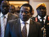 Президент Зимбабве Эммерсон Мнангагва