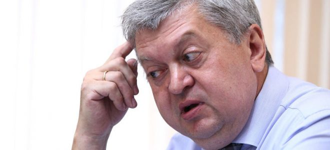 Бывший глава Росстата Александр Суринов