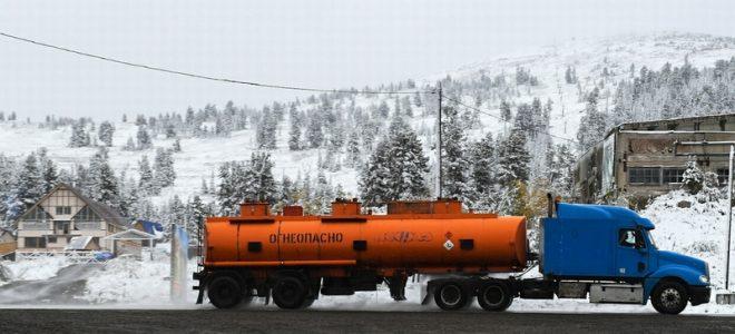 Транспортировка топлива
