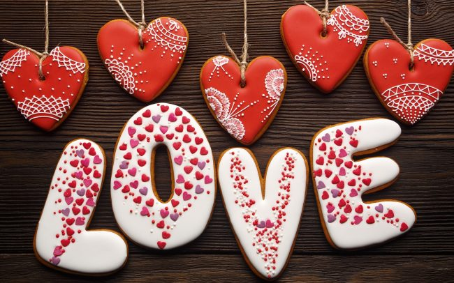 Съедобные валентинки — бизнес-идея на 14 февраля