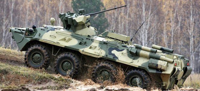 Военная техника РФ